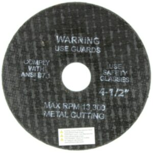 Abrasive CUTOFF Wheels