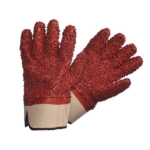 PVC Chip Coated Rough Surface Gloves