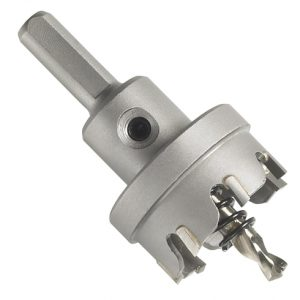 Tungsten Carbide Tipped Hole Cutter