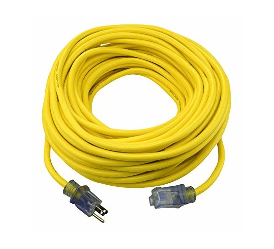 Sygma Yellow extension cord